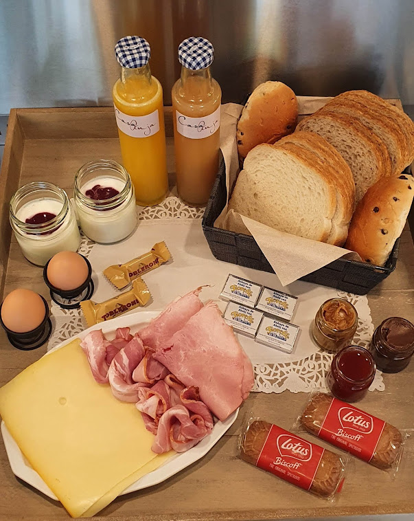 ontbijt €10.5