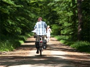 vakantiewoning-zingem fietsen